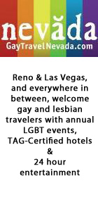 Gay Travel NV Banner