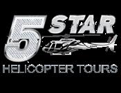 5 Star Logo White-01