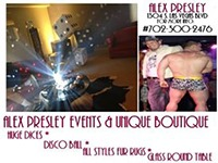 Alex-Presley-Events