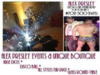 Alex-Presley-Events